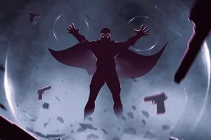 Magneto 2021 5k Wallpaper