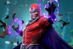 Magneto Marvel Future Revolution 2022 Wallpaper