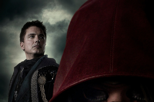 Malcolm Merlyn Arrow 4k