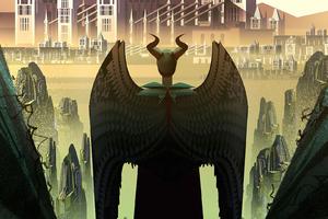 Maleficent Mistress Of Evil 2019 Poster
