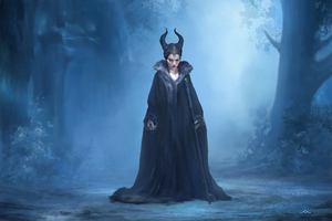Maleficent Mistress Of Evil 4k Art Wallpaper