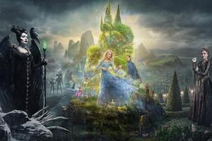Maleficent Mistress Of Evil 4k New Wallpaper