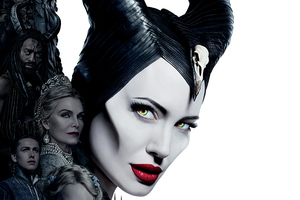 Maleficent Mistress Of Evil 5k Wallpaper