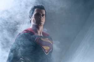 Man Of Steel Digital Art