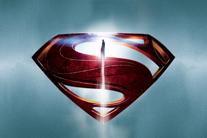Man Of Steel Movie Poster Wallpaper