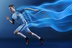 Manchester City Football Player Wallpaper