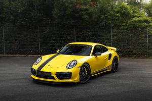 Manhart TR 850 Porsche 911 5k Wallpaper