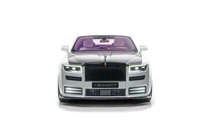Mansory Rolls Royce Ghost 2021 8k Wallpaper