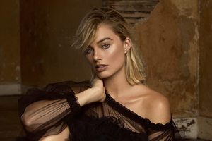 Margot Robbie 2019 Wallpaper