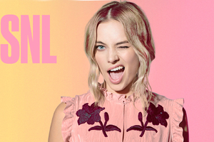 Margot Robbie 9 Wallpaper