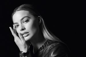 Margot Robbie Chanels J12 Campaign 2021 5k Wallpaper