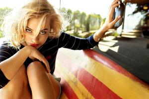 Margot Robbie Cute 2 Wallpaper