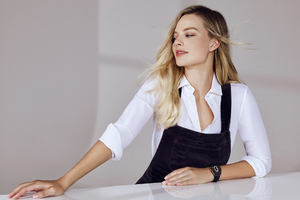 Margot Robbie For Richard Mille Campaign 2019