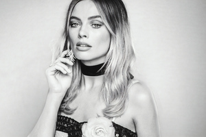 Margot Robbie Gala Croisette Wallpaper