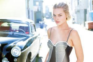 Margot Robbie HD 2 Wallpaper