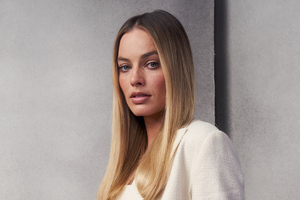 Margot Robbie Tribeca Film Festival Photoshoot