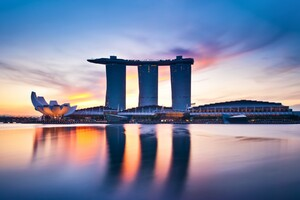 Marina Bay Singapore Wallpaper