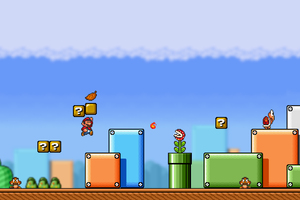 Mario Game Hd Wallpaper