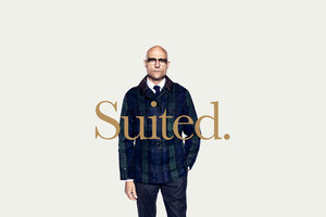 Mark Strong As Merlin Kingsman The Golden Circle