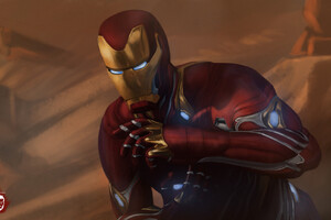 Mark50 Iron Man Wallpaper
