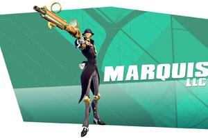 Marquis LLC Battleborn Wallpaper