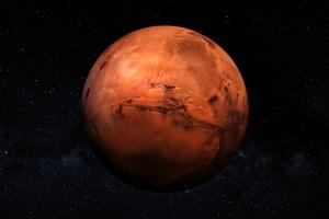 Mars 4k