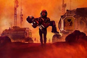 Mars Tv Show 4k