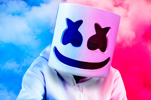 Marshmello 2020 Wallpaper