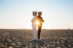 Marshmello And Evan Fong