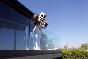 Marshmello And Selena Gomez 5k