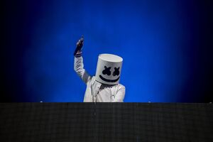 Marshmello Dj 5k Wallpaper