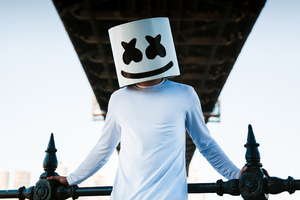 Marshmello DJ Mask Wallpaper