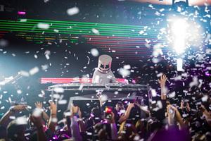 Marshmello Dj Music Live