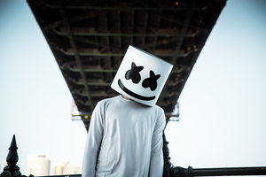 Marshmello DJ Wallpaper