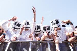 Marshmello Fans