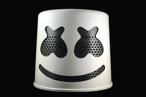 Marshmello Mask 4k