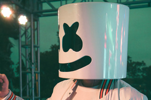 Marshmello Music Producer 4k Wallpaper