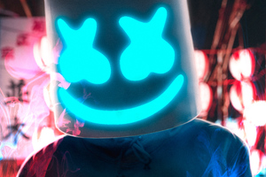 Marshmello New Wallpaper