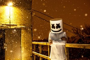 Marshmello Summer Wallpaper