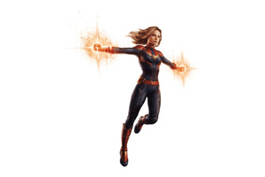 Marvel Avengers 4 Captain Marvel