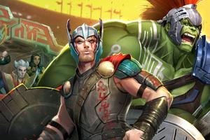Marvel Avengers Academy Thor Ragnarok