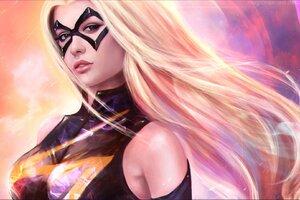 Marvel Beautiful Girl Wallpaper