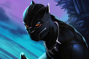 Marvel Black Panther 2020 4k Wallpaper