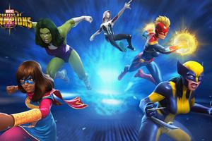Marvel Contest Of Champions 2020 4k