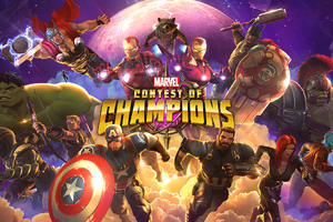 Marvel Contest Of Champions 4k 2020 Wallpaper