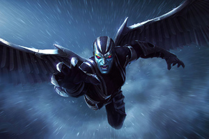 Marvel Contest Of Champions Archangel Wallpaper