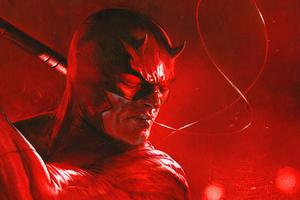 Marvel Daredevil 4k 2020 Wallpaper