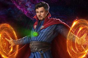 Marvel Doctor Strange 4k