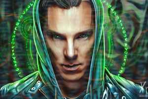 Marvel Doctor Strange 4k Artwork