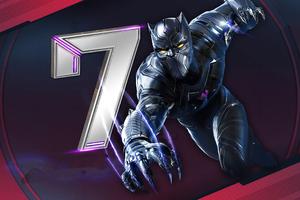 Marvel Duel Black Panther